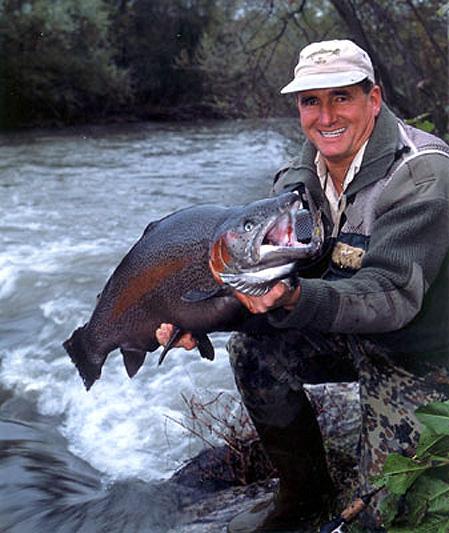 Regenbogenforelle 10,6 kg 2002