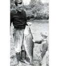 Bachforelle 15,6 kg 1966 Diashow