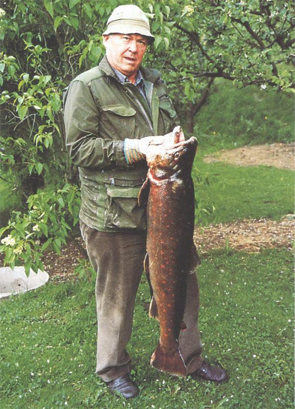 Bachforelle 15,9 kg 1989