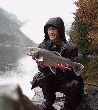 Bachsaibling 2,41 kg 2008