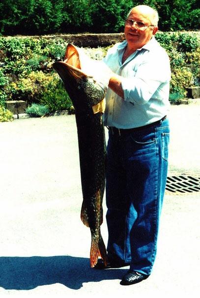 Hecht 25,5 kg 1992
