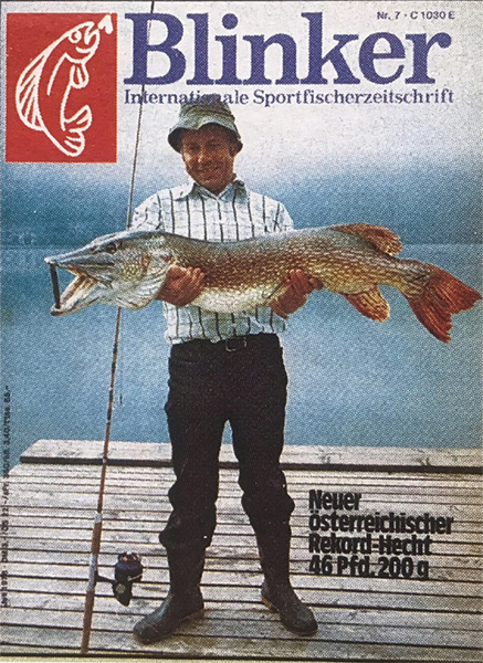 Hecht 23,2 kg 1976 Farbe