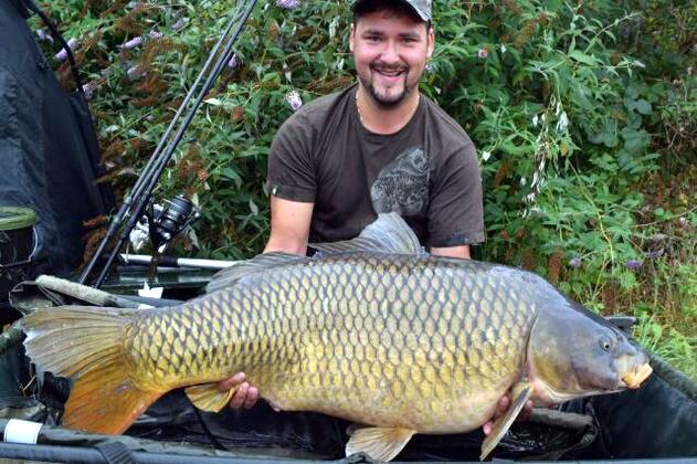 Karpfen 32 kg 2015