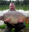 Karpfen 35,26 kg 2013