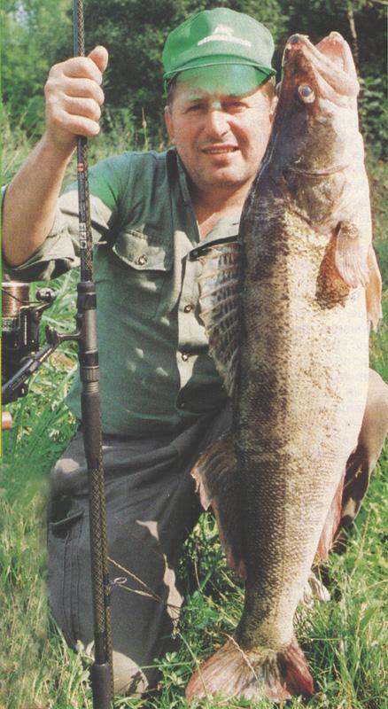 Zander 13 kg 1992