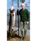 Huchen 34,8 kg 1985 Diashow