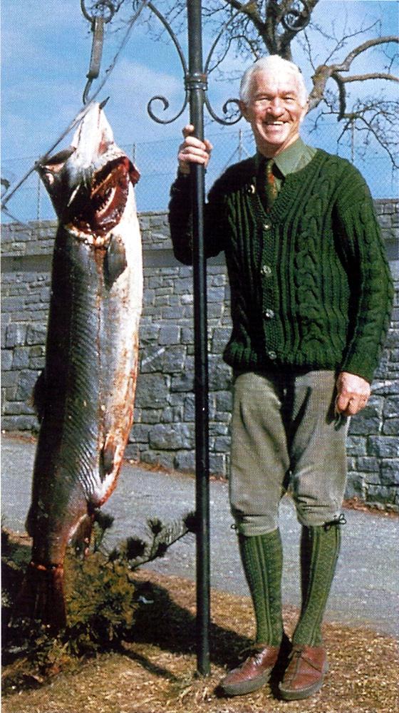 Huchen 34,8 kg 1985
